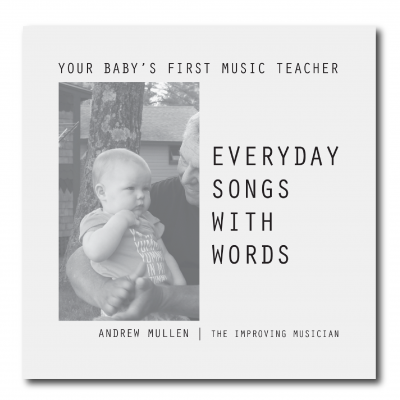 Everyday Songs With Words 1