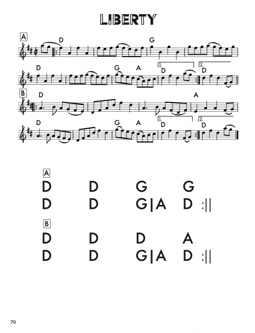 About a Hundred Fiddle Tunes 3