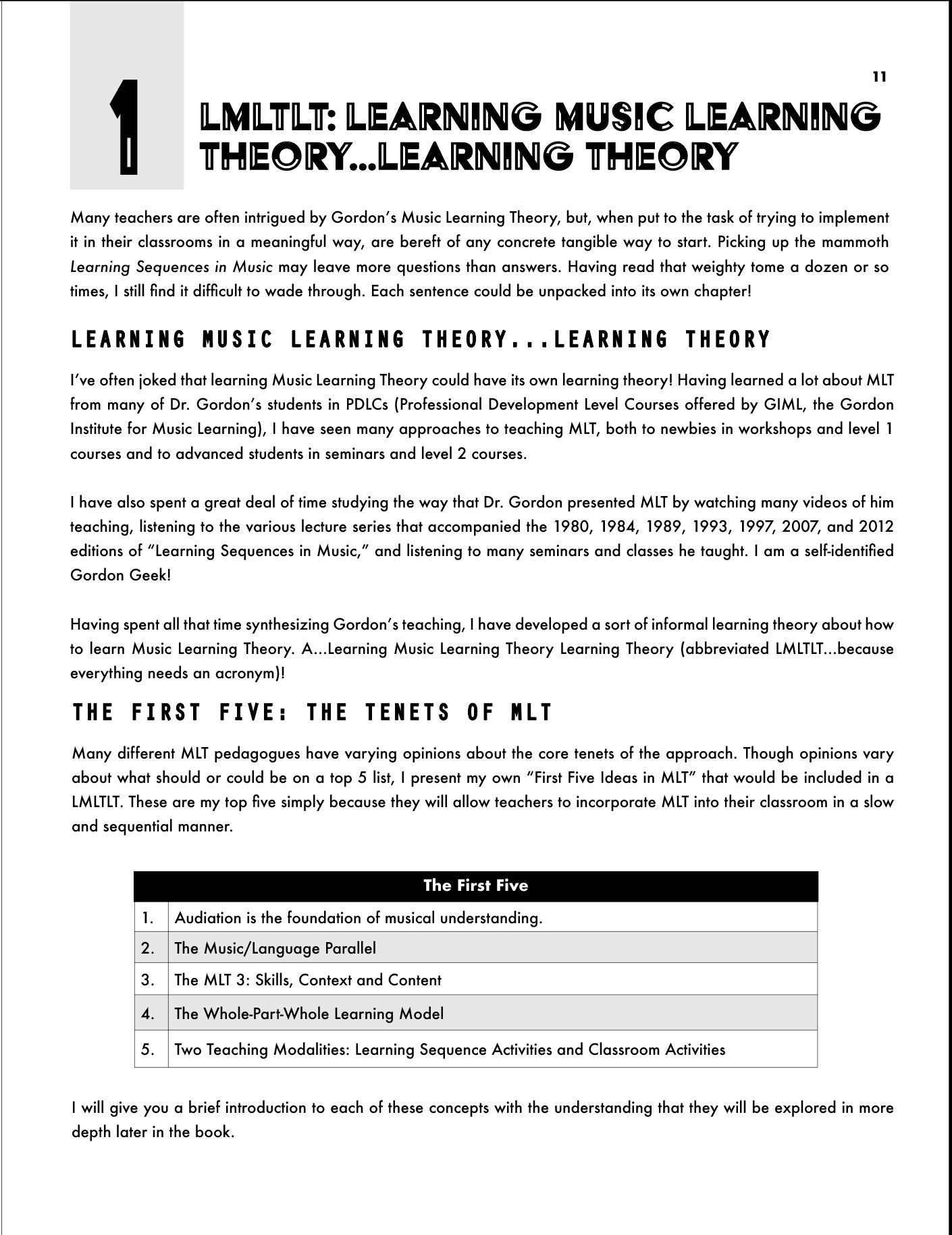 MLT Any Music Teacher Can Du…De 1