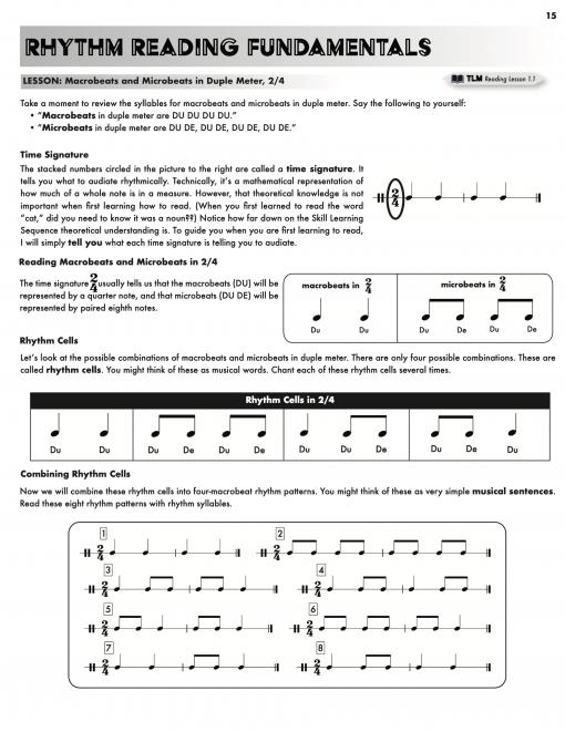 sight reading workbook 1a 4 510x661 - Sight Reading Workbook 1A