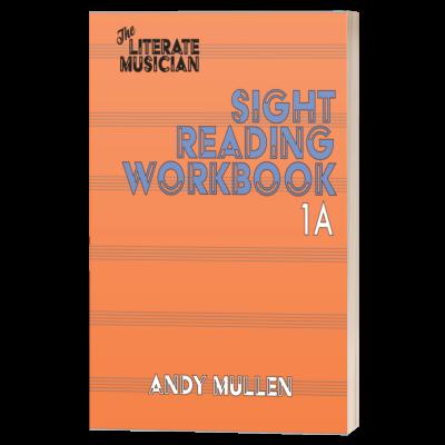 sight reading workbook 1a 400x400 - Sight Reading Workbook 1A